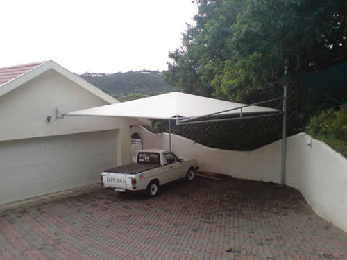 Canvas Covered Garages : Border canvas gallery carports