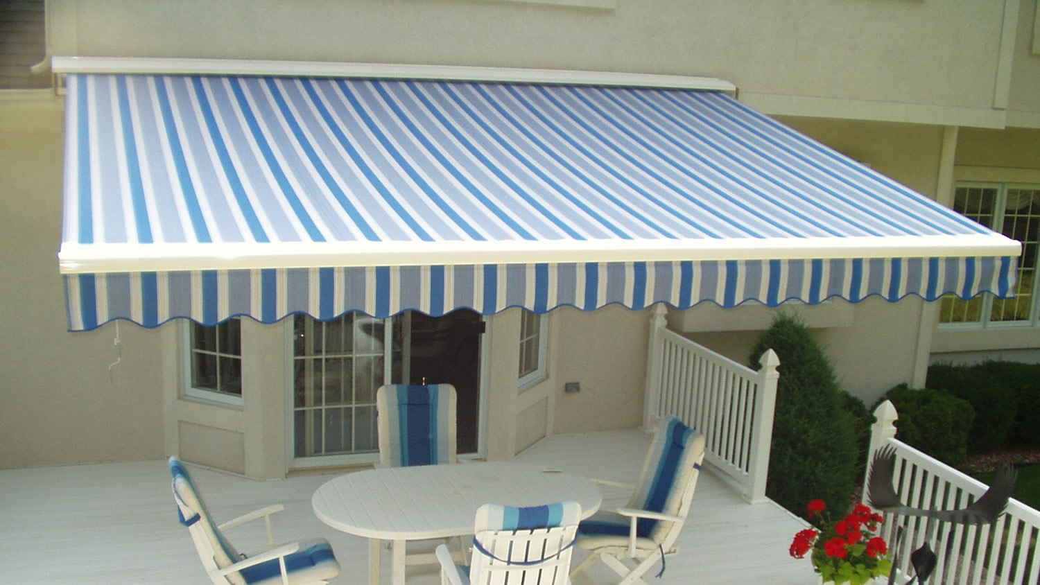 Border Canvas - Outdoor Awning